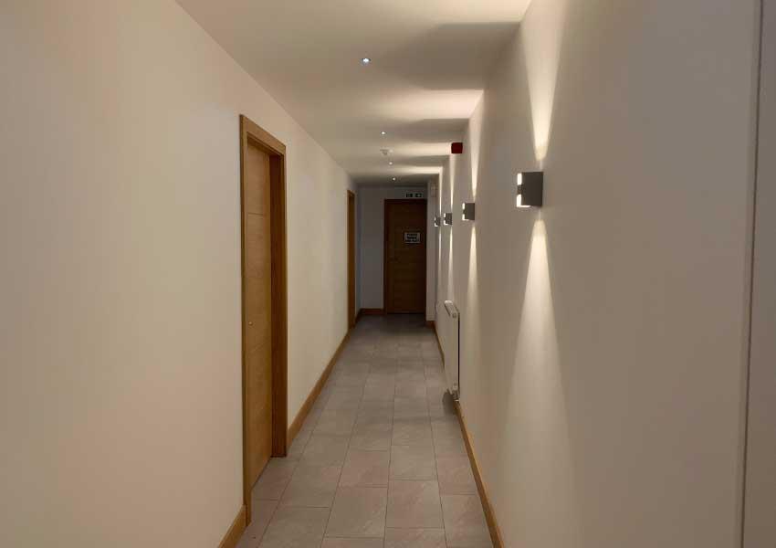 Itek Hallway